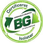 Certificeret Breinholmgruppen isolatør